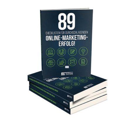 89 Checklisten Marcel Knopf