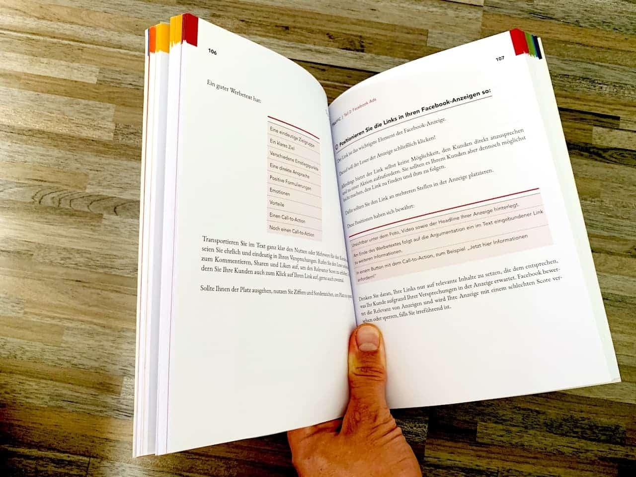 89 Checklisten für durchschlagenden Online-Marketing-Erfolg Marcel Knopf Seite 106 107