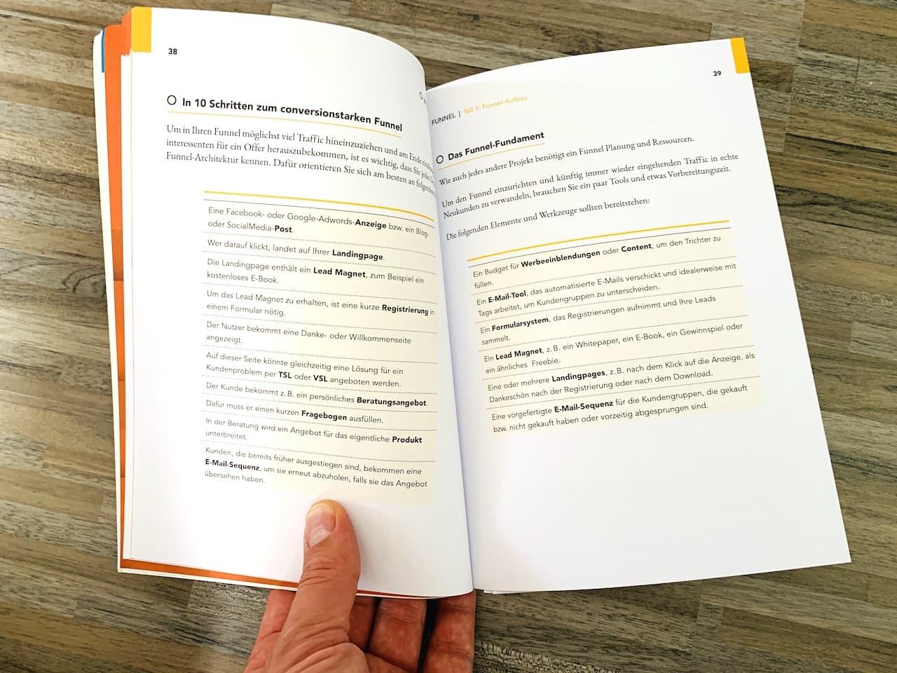 89 Checklisten für durchschlagenden Online-Marketing-Erfolg Marcel Knopf Seite 38 39
