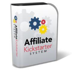 Affiliate Kickstarter System Torsten Jäger