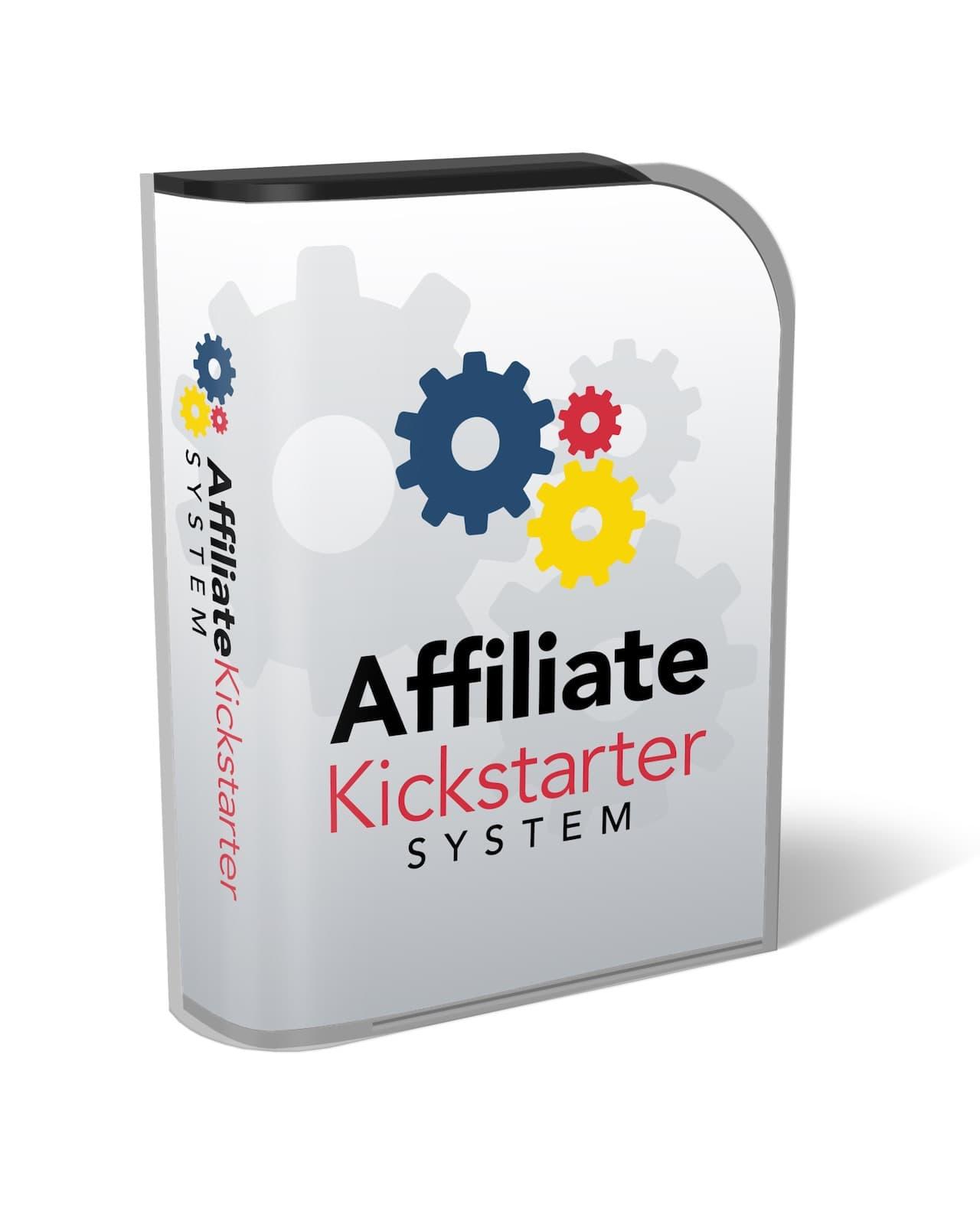 Affiliate Kickstarter System von Torsten Jaeger