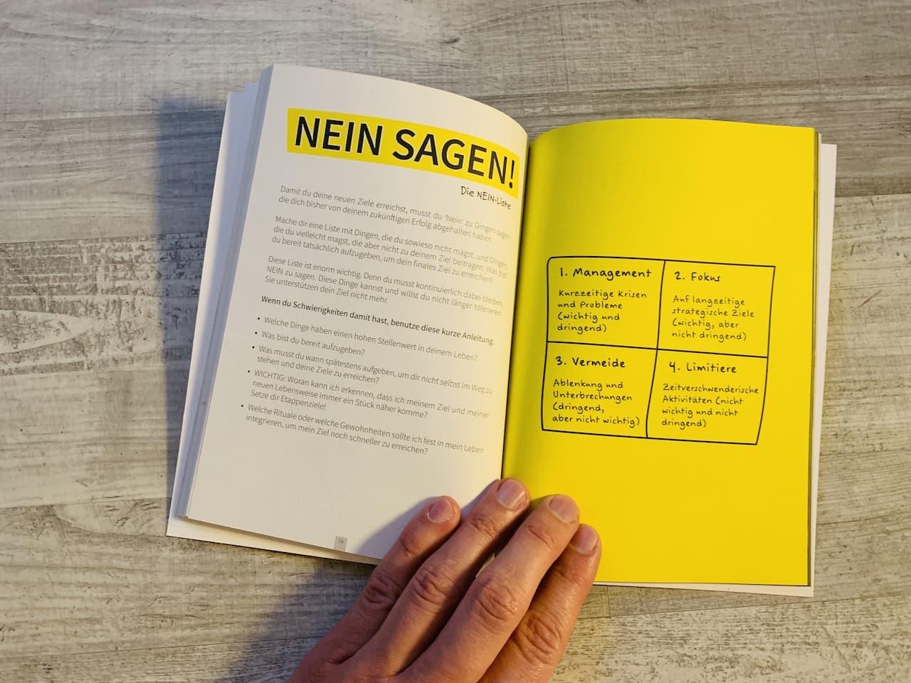 Entscheidung Erfolg Dirk Kreuter Inhalt Seite 74 75
