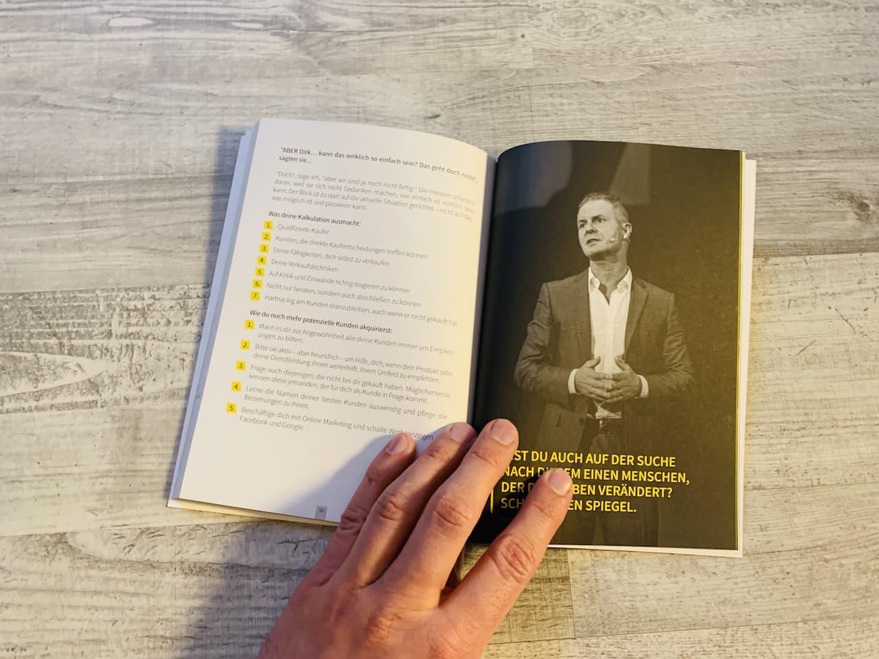 Entscheidung Erfolg Dirk Kreuter Inhalt Seite 94 95