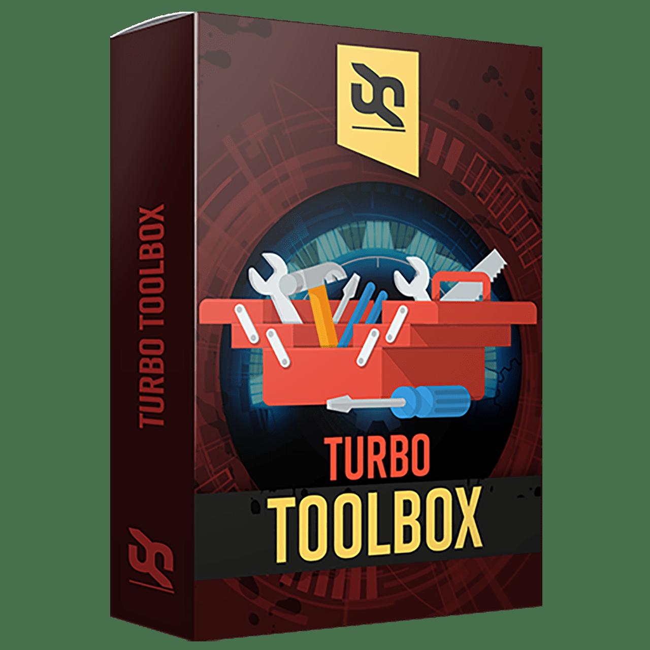 Turbo Toolbox von Said Shiripour (direkt bestellen & Erfahrungen)