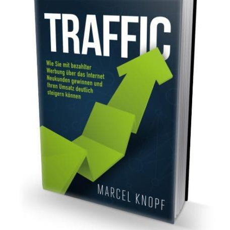 Traffic Buch Marcel Knopf