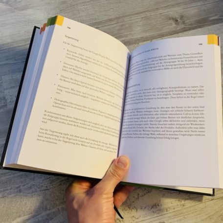 Seite 194 und 195 in dem Buch