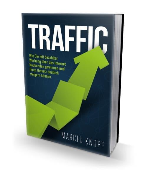Traffic Buch von Marcel Knopf (Fastlane Berlin)