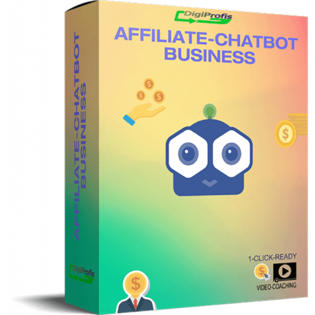 Affiliate-Chatbot-Business von Daniel Rüter