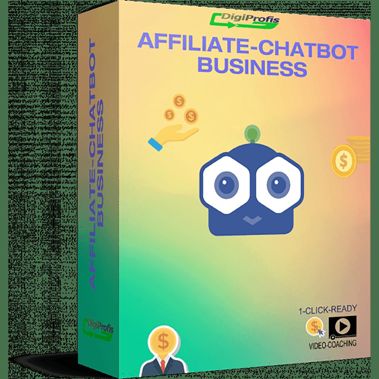 Affiliate-Chatbot-Business (Affiliate Marketing Kurs) von Daniel Rüter + 6 E-Books