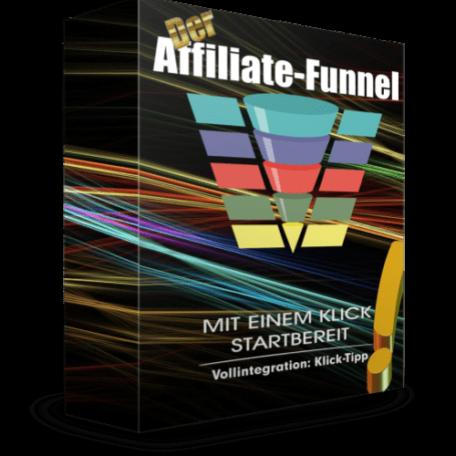 Affiliate-Chatbot-Business Bonus: Affiliate Funnel Vorlage als E-Book