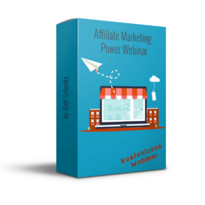 Affiliate Marketing Power Webinar Box