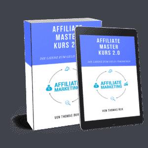 Affiliate-Master-Kurs 2.0 von Thomas Bux