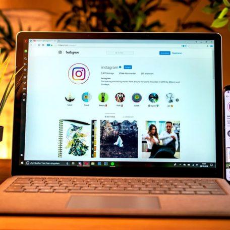 Instagram ist optimal für Social Media Affiliates