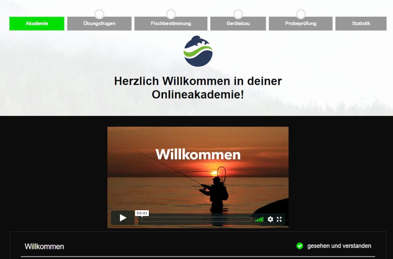 Akademie: Fishing King Berlin