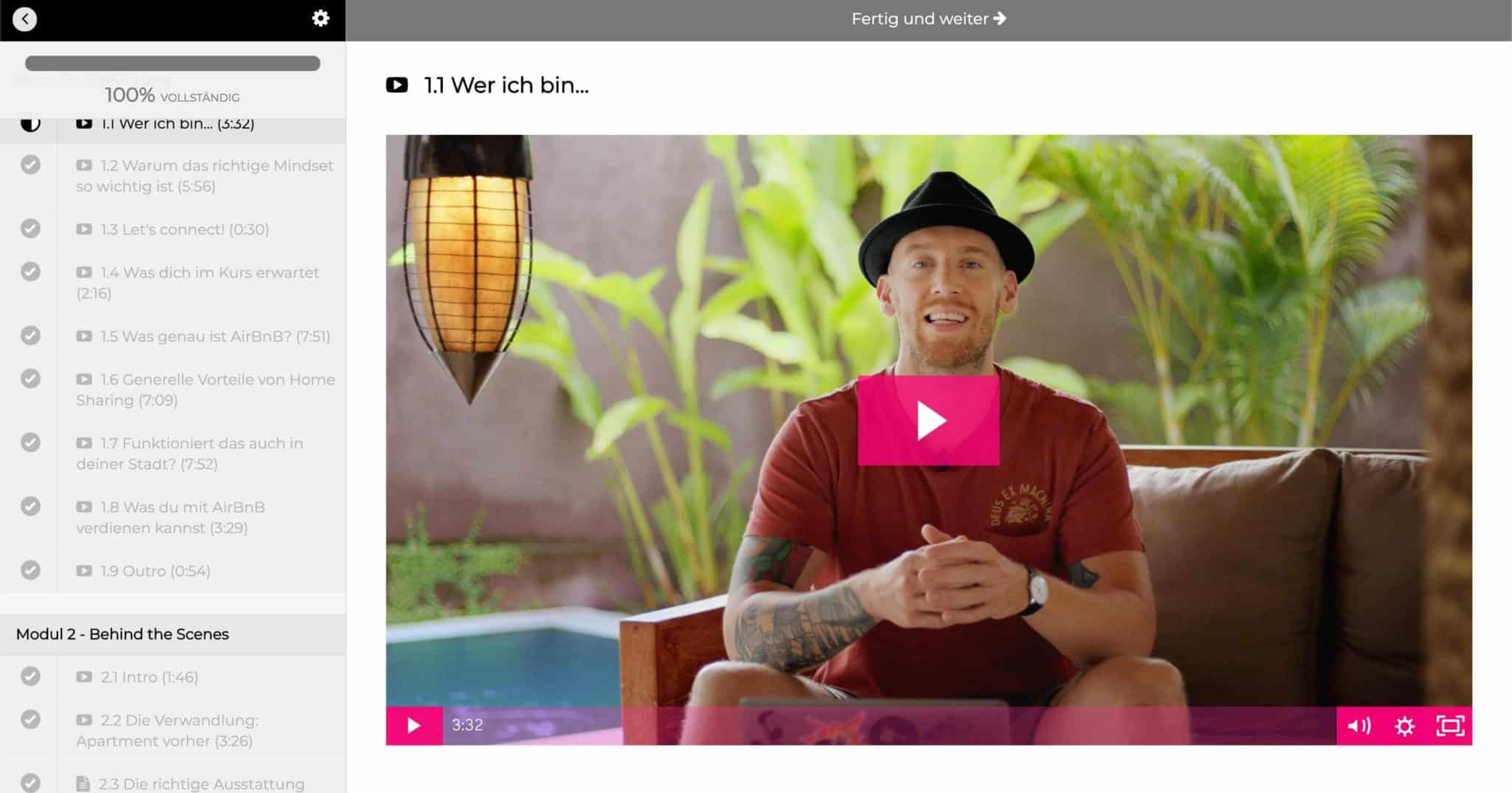 Bastian Barami Officeflucht mit Airbnb um die Welt