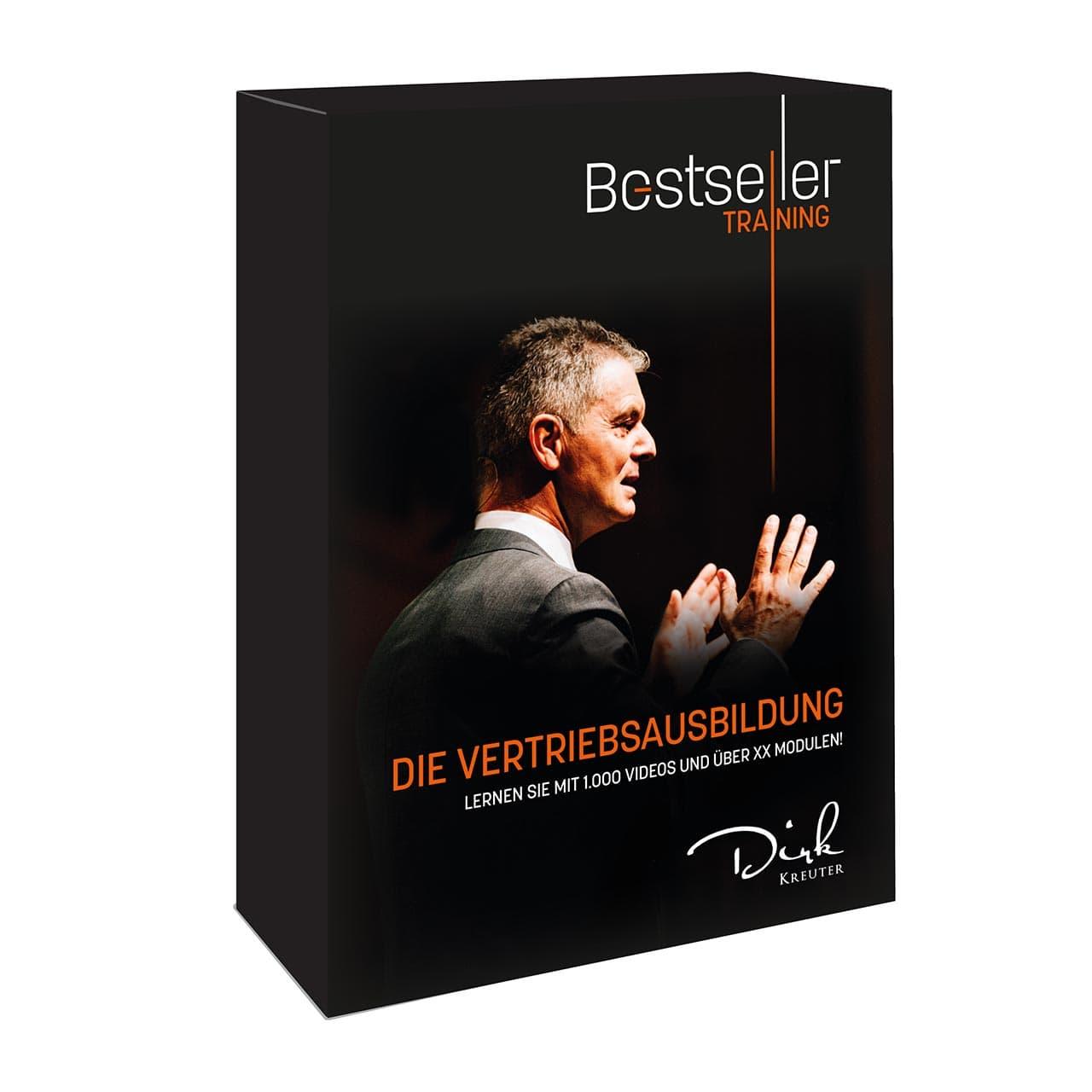 Bestseller Training von Dirk Kreuter (mit Bewertung & Erfahrungen)