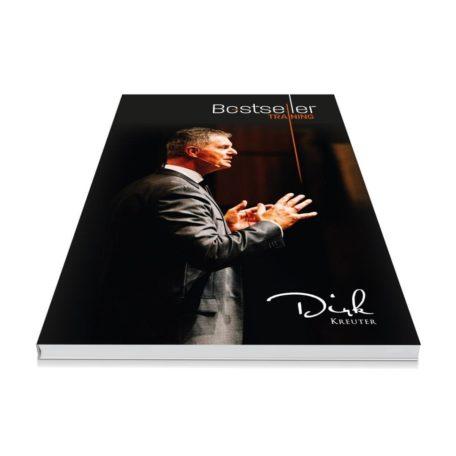 Zum Bestseller Training wird außerdem versandkostenfrei ein Workbook zu dir nach Hause gesendet