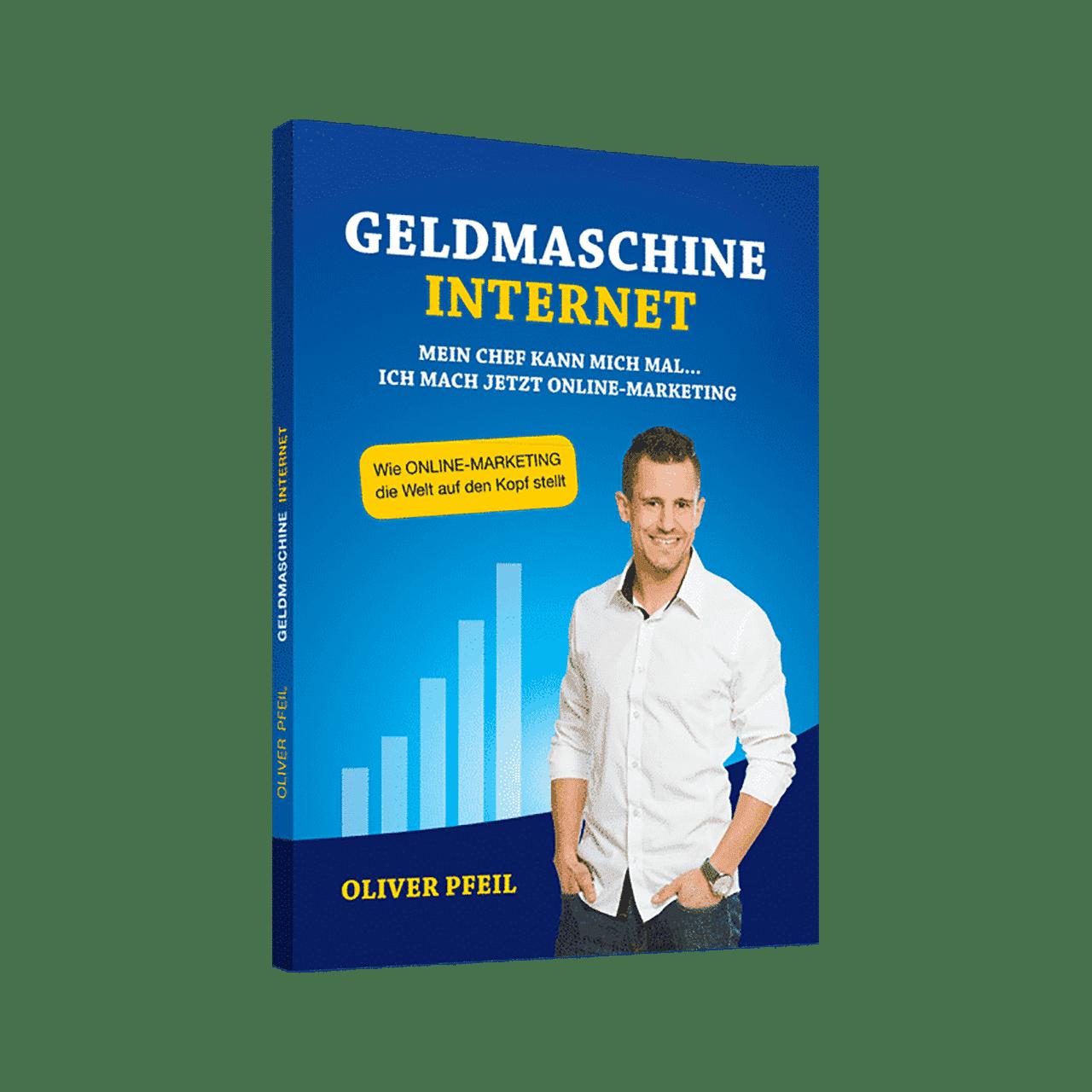Geldmaschine Internet - Free Plus Shipping Buch von Oliver Pfeil
