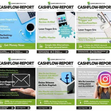 Das erwartet dich im Cashflow Report