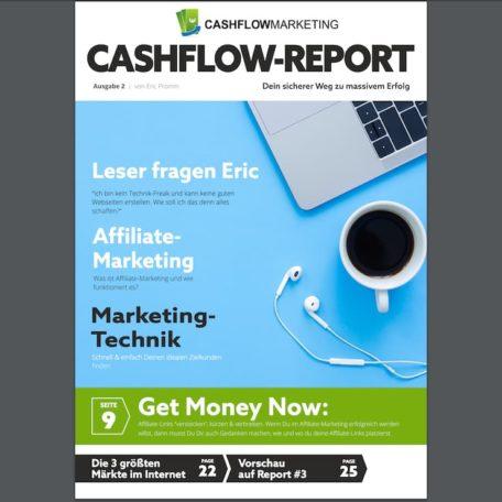 Cashflow Report Ausgabe 2
