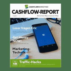 Cashflow Report Übersicht