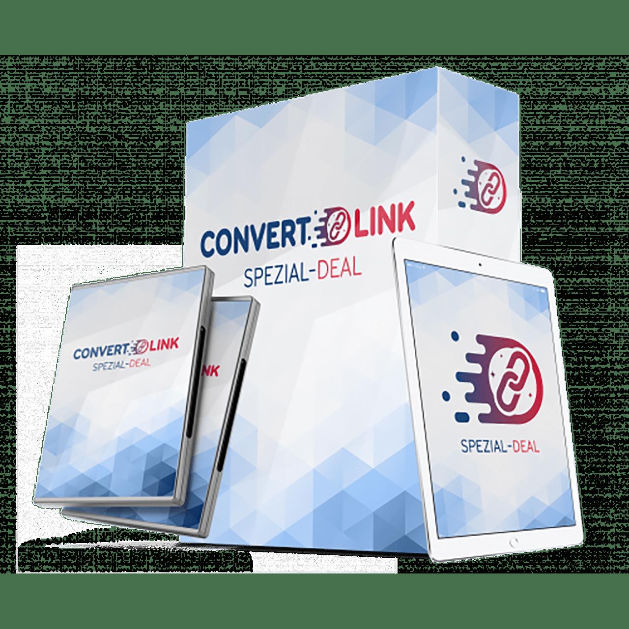 ConvertLink - kostenlose Affiliate-Link-Software für Online-Marketer