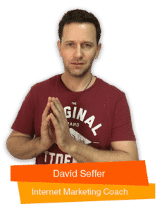 David Seffer Internet Marketing Coach