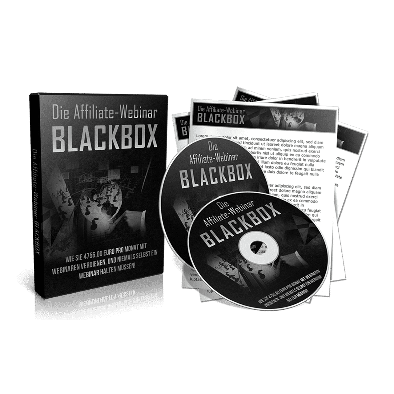 Die Affiliate Webinar Blackbox Ralf Schmitz