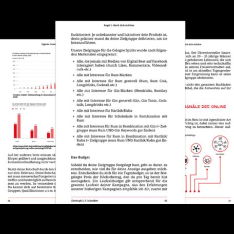 Digitale Dominanz Christoph Schreiber Blick ins Buch