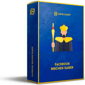 Facebook Nischen Kaiser - Video Coaching von Jakob Hager