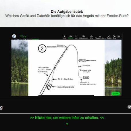 Der Gerätebausimulator von Fishing King Bayern
