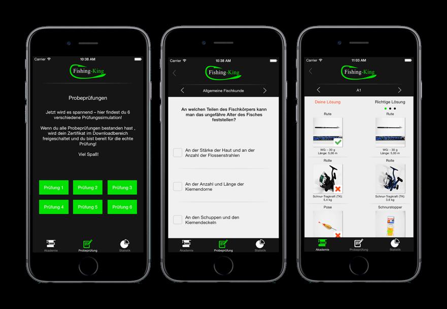 Fishing-King Berlin App