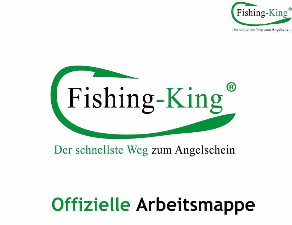 Fishing King Berlin: Offizielle Arbeitsmappe
