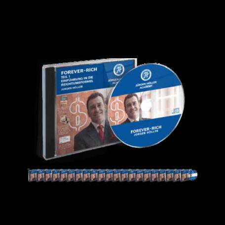 Auch bekommst du einen passenden Audio-Kurs im MP3-Format