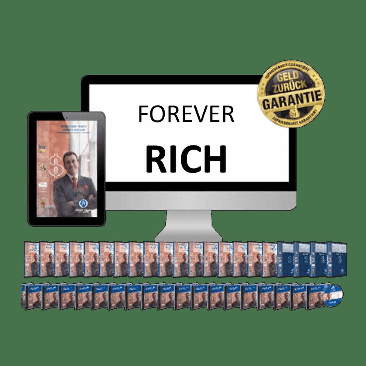 Forever Rich Reichtumskurs Jürgen Höller