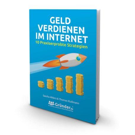 Geld verdienen im Internet Buch