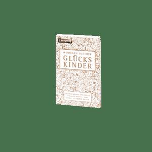 Glückskinder Buch Hermann Scherer Cover