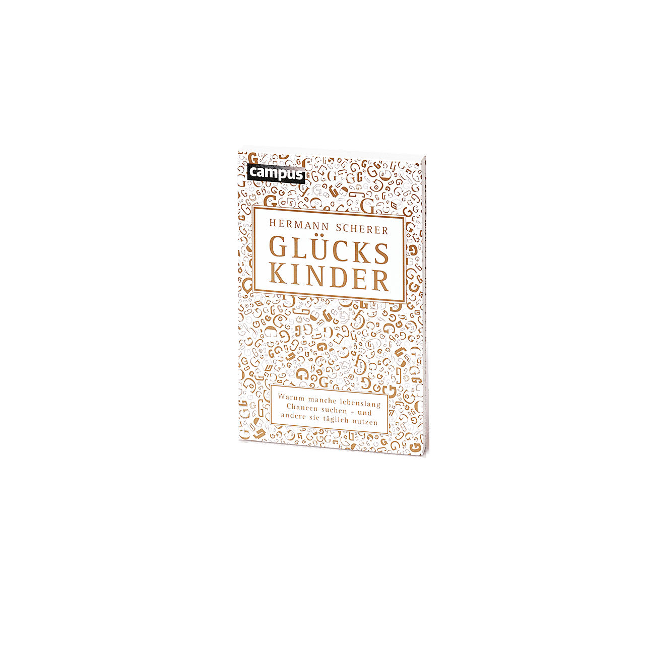 Glückskinder Buch - Spiegel Bestseller von Hermann Scherer