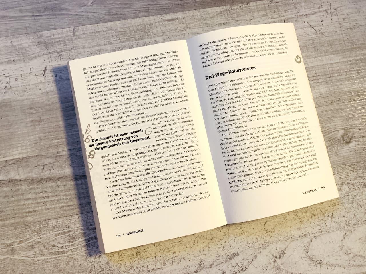Glückskinder Hermannn Scherer Seite 164 bis 165