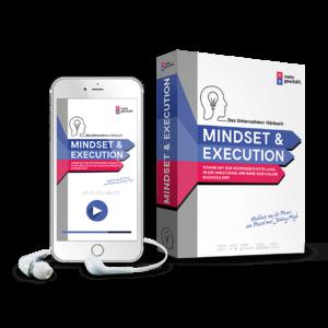 Mindset und Execution Hörbuch Mehr Geschäft