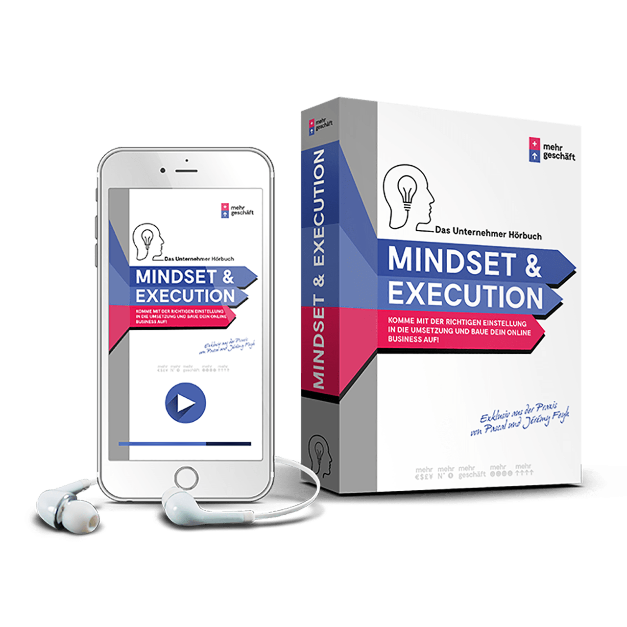 Mindset und Execution Hörbuch von Mehr Geschäft
