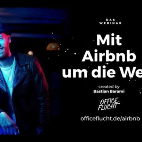 Mit Airbnb um die Welt Webinar