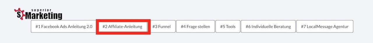 Modul 2 - Affiliate-Anleitung