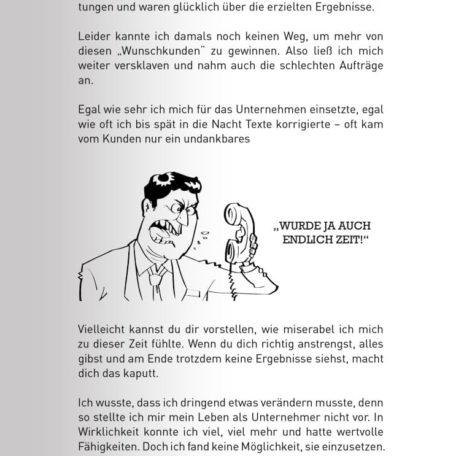 Neukundenlawine von Jakob Hager, Seite 11