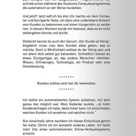 Neukundenlawine von Jakob Hager, Seite 12