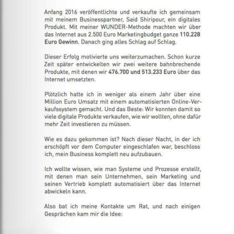 Neukundenlawine von Jakob Hager, Seite 13