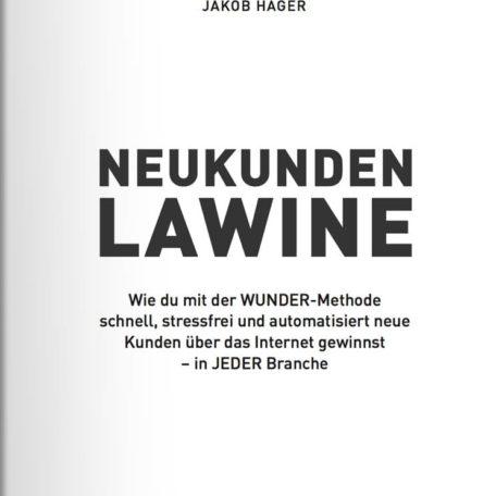Neukundenlawine von Jakob Hager, Seite 3