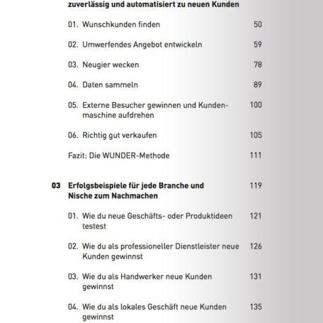Neukundenlawine von Jakob Hager, Seite 6