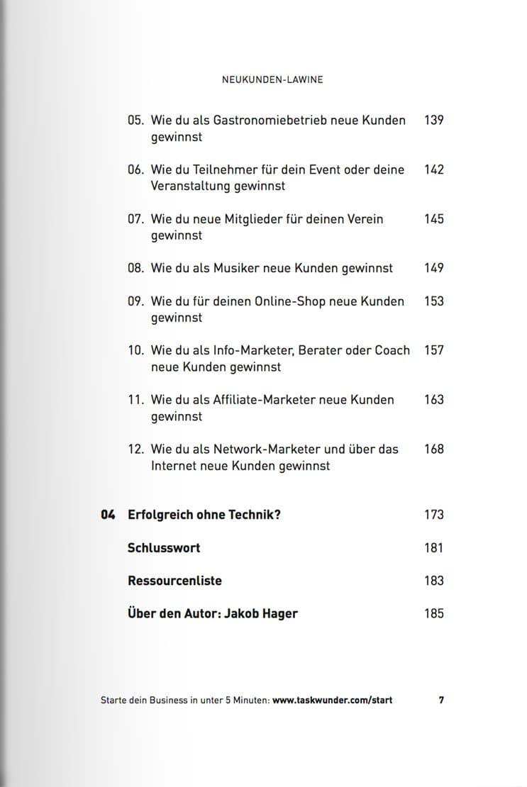 Neukundenlawine Seite 7