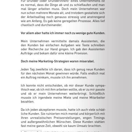 Neukundenlawine von Jakob Hager, Seite 10